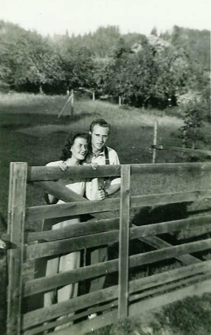 Tom and Dorthy Guerin